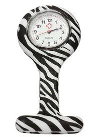 Relógio Estampado - Zebra