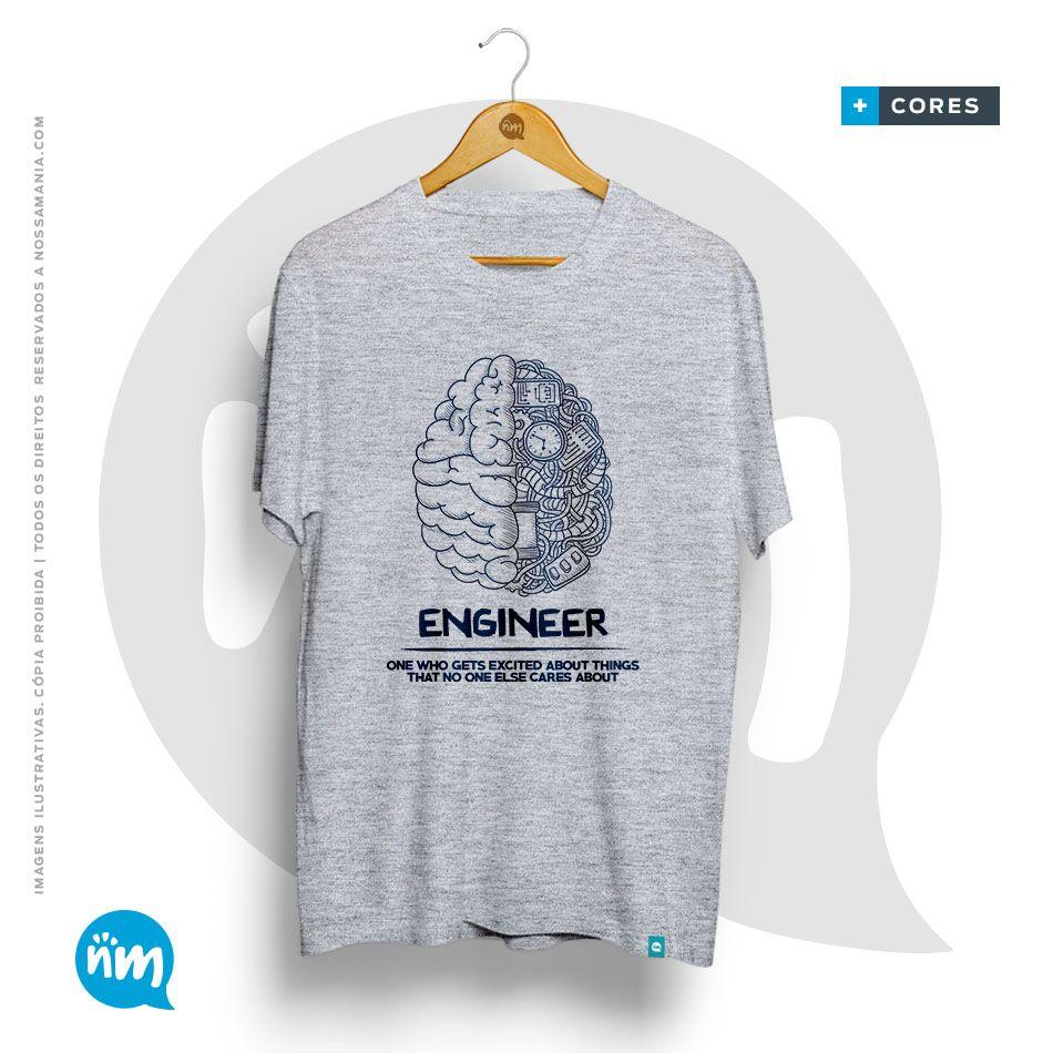 Blusa de Engenharia