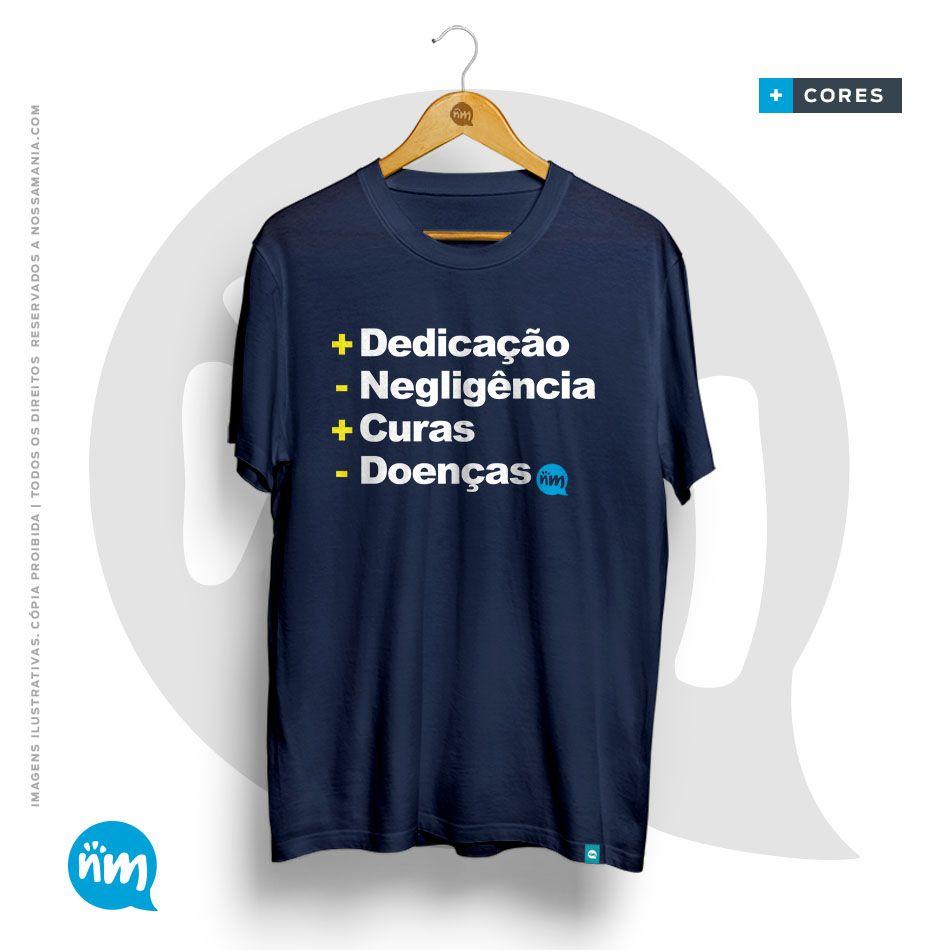 Camiseta de Medicina