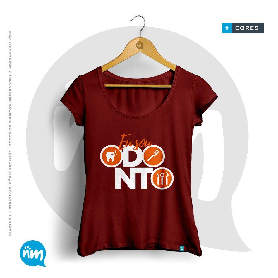 Camiseta do Curso de Odonto