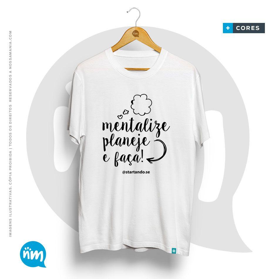 Camiseta Startando.se