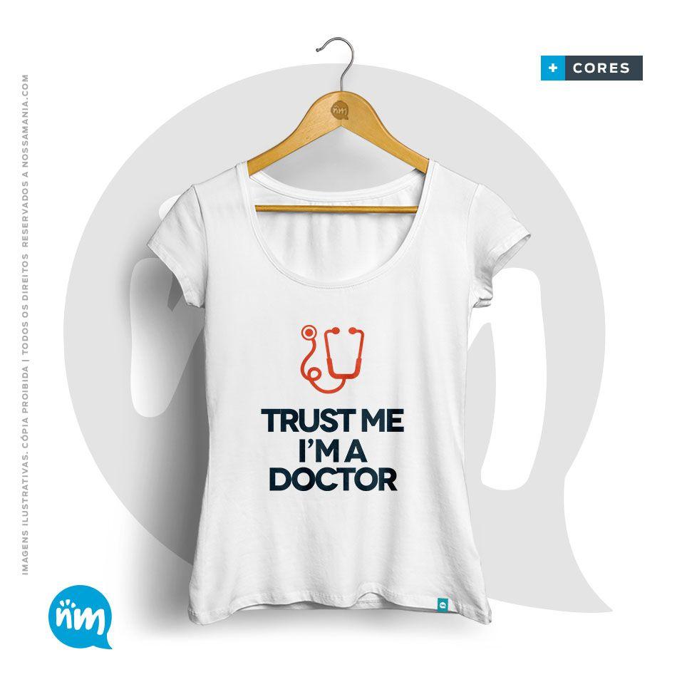 Camiseta Universitária de Medicina