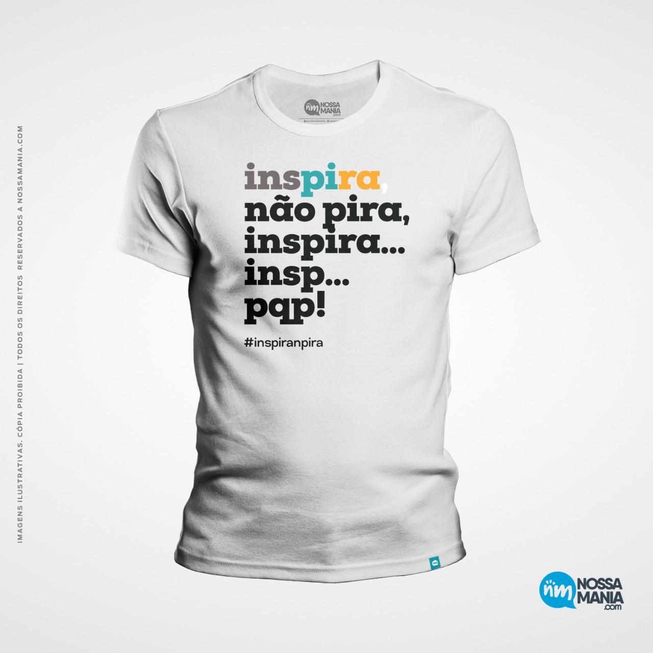 Inspira não pira pqp