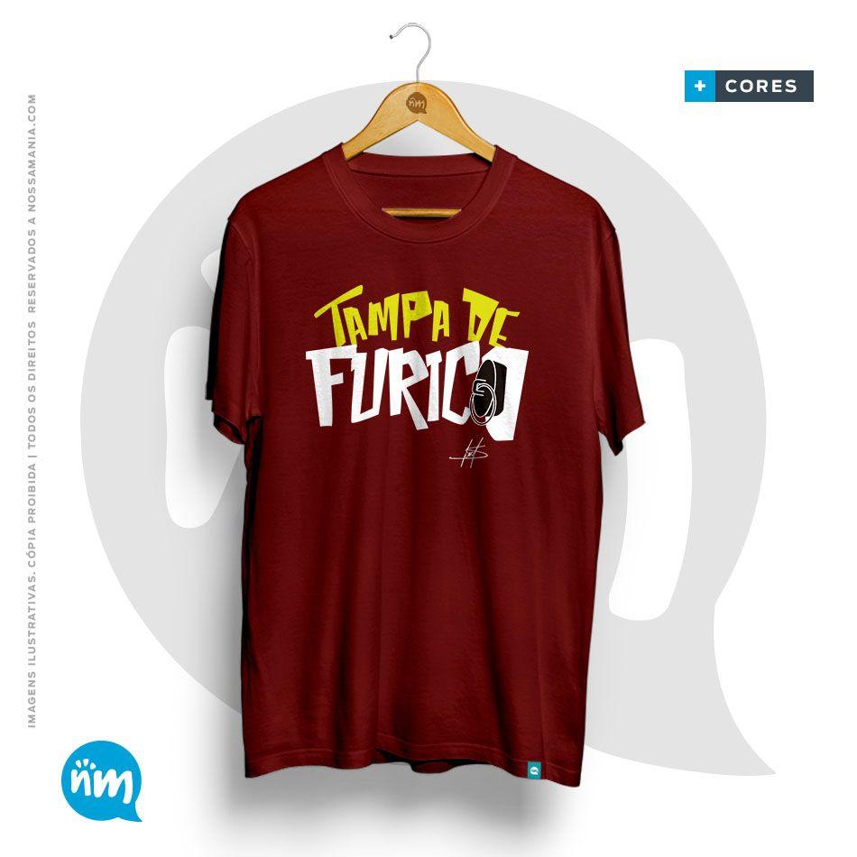 T-Shirt Engraçada Coleção Lucas Veloso