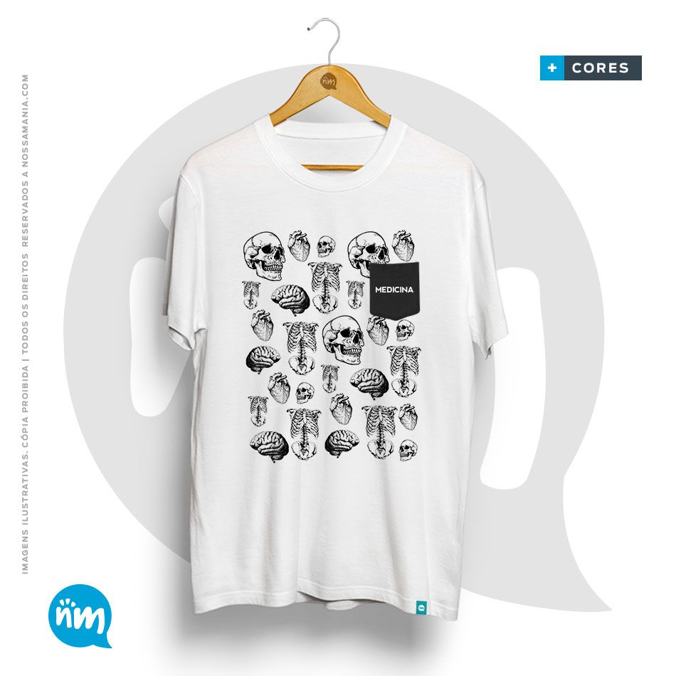 Tshirt Medicina