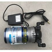 Kit de Pressurização para Osmose Reversa 50 GPD (Bomba + Transformador)