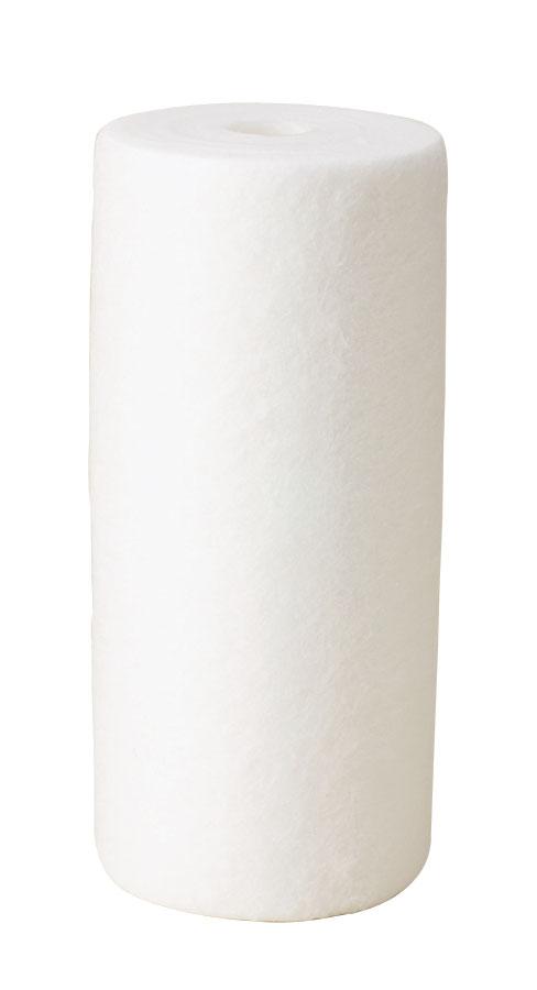 Elemento filtrante polipropileno 10 x 4.1/2 - 50 micras