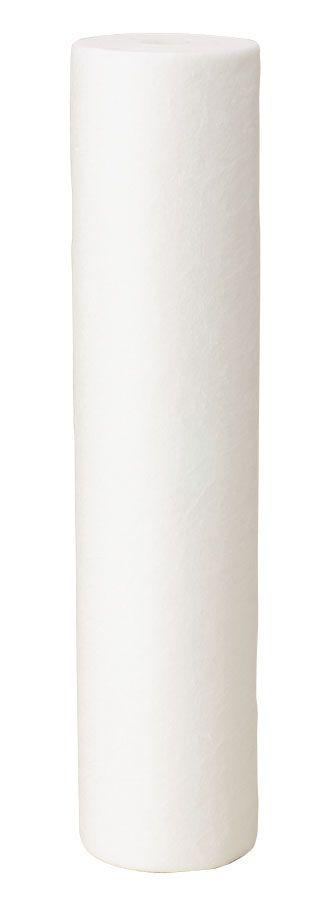 Filtro de água para Máquina de Lavar 10 x 2.1/2 - Transparente + Refis Extras