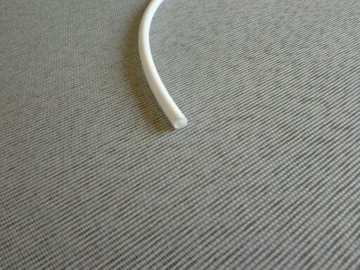 Mangueira Atóxica Branca - Vinil de 1/4 polegada