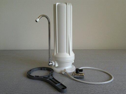Purificador de Água FS10 SP Branco - POU