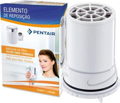 Refil para Filtro de Torneira Pentair Hidro Filtros