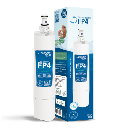 Refil para purificador similar FP4