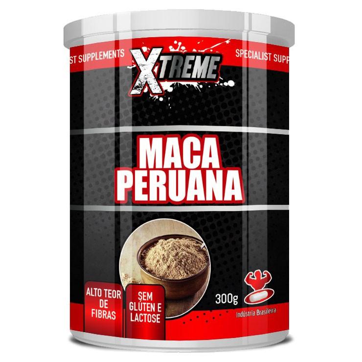 Maca Peruana Xtreme em Pó 100% Pura Original - 1 Pote 300g