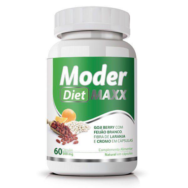 ModerMaxx Diet Original 500mg - 60 cápsulas