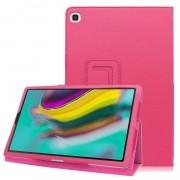 Capa Case Tablet Samsung Galaxy Tab A 8 P290 P295 T290 T295 Pasta Magnética Rosa