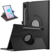 Capa Case Tablet Samsung Galaxy Tab S6 Tela 10.5 2019 T860 T865 Giratória Executiva