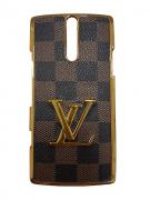 Capa para Sony Xperia S Lt26i Inspirada Louis Vuitton - Modelo 1