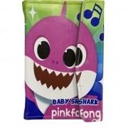 Capa para Tablet 7 Polegadas Ajustável Infantil Baby Shark
