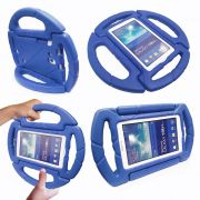 Capa para Tablet Samsung Galaxy Tab 7.0 Infantil Anti Impacto Volante