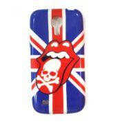 Capa Samsung Galaxy S4 Mini i9192 i9195 Banda de Rock