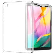 Capa Tablet Samsung Galaxy Tab A 10.1 T510 T515 Traseira Tpu Transparente