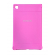 Capa Tablet Samsung Galaxy Tab A7 10.4 T500 T505 Tpu Silicone Rosa