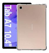 Capa Tablet Samsung Galaxy Tab A7 10.4 T500 T505 Traseira de Silicone Reforçado