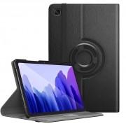 Capa Tablet Samsung Galaxy Tab A7 10.4 T500 T505 Giratória Executiva Rotação Preta