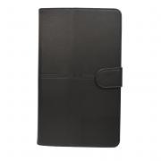 Capa Tablet Samsung Galaxy Tab A 8 T290 T295 Magnética Carteira Dobrável Preta