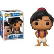 Funko Pop Aladdin 352 Disney Boneco Colecionável