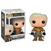 Funko Pop Brienne Of Tarth Game Of Thrones - Boneco Colecionável
