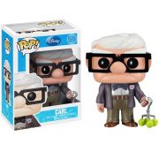 Funko Pop Carl Up - Altas Aventuras 59 Disney Boneco Colecionável