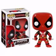 Funko Pop Deadpool 111 Bobble Head Marvel Boneco Colecionável