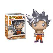 Funko Pop Dragon Ball Z Goku Ultra Instinct 386 Boneco Colecionável