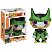 Funko Pop Dragon Ball Z Perfect Cell 13 Boneco Colecionável