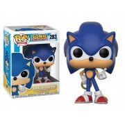 Funko Pop Games Sonic with Ring Boneco Colecionável