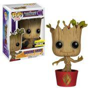 Funko Pop Groot 65 Gardiões da Galáxia Boneco Colecionável
