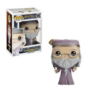 Funko Pop Harry Potter Albus Dumbledore 15 Boneco Colecionável