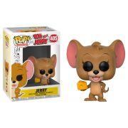 Funko Pop Jerry - Desenho Animado Tom e Jerry - Boneco Colecionável