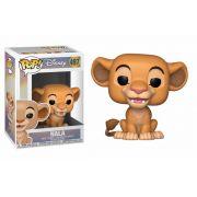 Funko Pop Nala Rei Leão 497 Disney Boneco Colecionável
