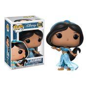 Funko Pop Princesa Jasmine Aladdin Disney Boneco Colecionável