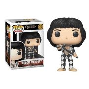 Funko Pop Rocks Freddie Mercury Queen 92 Boneco Colecionável