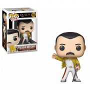 Funko Pop Rocks Freddie Mercury Queen 96 Boneco Colecionável