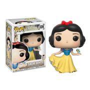 Funko Pop Snow White Branca de Neve 339 Disney Boneco Colecionável