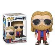 Funko Pop Thor Avengers End Game Marvel Boneco Colecionável