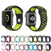 Pulseira para Apple Watch Sport Nike Inspired 42mm / 44mm - Series 1 2 3 4