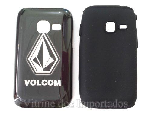 Capa Samsung Galaxy Ace Duos s6802 Surf Volcom