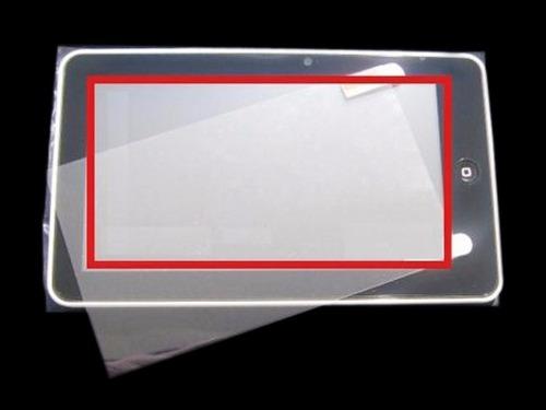 Película de Vidro Tablet 7 Polegadas Universal 17,1 x 10,3