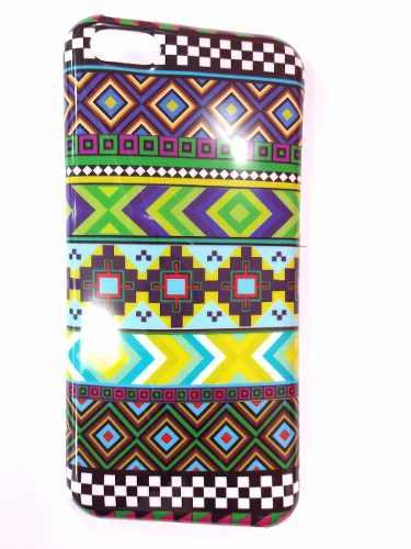 Capa Iphone 5c Apple Étnica Tribal Asteca