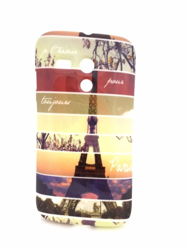 Capa Motorola Moto G Paris Torre Eiffel 1º geração Xt1032 Xt1033